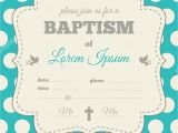Make Your Own Baptism Invitations Free Pretty Baptism Invitation Template Free S Resume