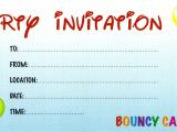 Make Your Own Birthday Party Invitations Free Online Design Your Own Birthday Invitations Create Your Own