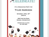 Make Your Own Graduation Invitation Cards Design Your Own Graduation Party Invitations