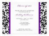 Make Your Own Graduation Invitations Free Choose Your Own Colour Graduation Invitations 14 Cm X 19