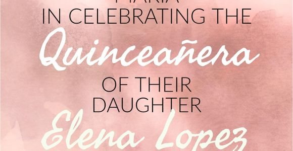 Make Your Own Quinceanera Invitations Make Your Own Quinceanera Invitations for Free Adobe Spark