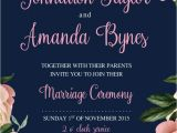 Make Your Own Wedding Invitations Online Free Printable Wedding Invitation Templates Wedding