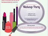 Makeup Party Invitations Free Makeup Party Invitations Mugeek Vidalondon