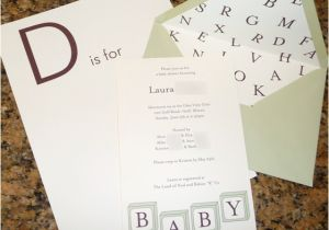 Making Your Own Baby Shower Invitations Create Your Own Baby Shower Invitation
