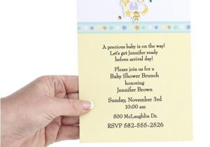 Making Your Own Baby Shower Invitations New 649 Baby Shower Invitation Make Your Own