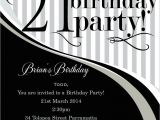 Male 21st Birthday Party Invitations 21st Birthday Invitation Templates Male Templates