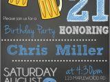 Male 21st Birthday Party Invitations Printable Boy Girl 21st Birthday by Pamelasdigitalprints