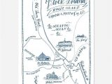 Map Cards for Wedding Invitations 19 Map Inspired Wedding Invitations Brit Co
