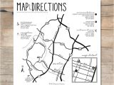 Map for Wedding Invitation Insert 25 Best Ideas About Wedding Direction Maps On Pinterest