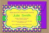 Mardi Gras Baby Shower Invitations Mardi Gras Baby Shower Invitation Editable Mardi Gras