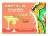Margarita Party Invitations Chic and Contemporary Margarita Party 5×7 Paper Invitation