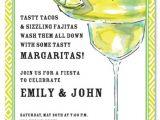 Margarita Party Invitations Frosty Fresh Margarita Juice Invitations Myexpression 20666