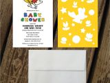 Mario Baby Shower Invitations Request A Custom order and Have something Made Just for You