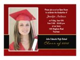 Maroon and White Graduation Invitations Maroon and Black Damask Graduation Invitation 5 Quot X 7