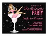 Martini Bachelorette Party Invitations Discount Deals Bachelorette Party Pink Cocktail Bride