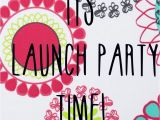 Mary Kay Launch Party Invitations Launch Party Banner for Instagram Blog Page to