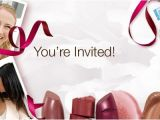 Mary Kay Mother Daughter Party Invitations Mary Kay Party Invitations