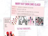 Mary Kay Party Invitation Postcards 22 Best Mary Kay Invitations Images On Pinterest