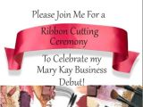 Mary Kay Party Invitation Postcards Mary Kay Party Invitations Template Resume Builder