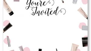 Mary Kay Party Invites Mary Kay Party Invite Cimvitation