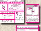 Mason Jar Bridal Shower Invitations with Recipe Cards Printable Mason Jar Bridal Shower Invitations Recipe