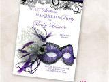 Masquerade Ball Birthday Party Invitations 22 Masquerade Invitation Template Free Psd Vector Eps
