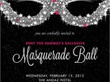 Masquerade Party Invitation Ideas 155 Best Images About Masquerade Ball On Pinterest