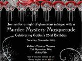 Masquerade Party Invitation Ideas Masquerade Party Invitation Murder Masquerade Murder Mystery