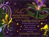 Masquerade Party Invitations Templates Free Free Printable Mardi Gras Invitation