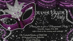 Masquerade Party Invites Bella Luella Masquerade Parties for Spring and Summer