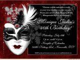 Masquerade Party Invites Dramatic Mask Birthday Invitation Masquerade Ball Lovely