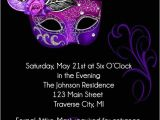 Masquerade Party Invites Masquerade Party Invitation Mardi Gras Party Invitation