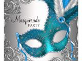 Masquerade Party Invites Personalized Sweet Sixteen Masquerade Ball Invitations