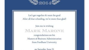 Masters Graduation Party Invitation Wording Best 25 Graduation Invitation Wording Ideas Only On