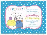 Max and Ruby Birthday Party Invitations Max and Ruby Birthday Invitations by Gingersnapsoriginal