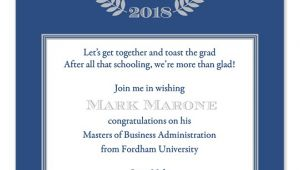 Mba Graduation Party Invitations Mba Graduation Announcement Samples Party Invitations Ideas