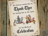 Medieval Party Invitations Medieval Times Birthday Quotes Quotesgram