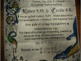 Medieval Wedding Invitations Wording 17 Best Images About Medieval Wedding Invites On Pinterest