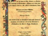Medieval Wedding Invitations Wording Medieval Wedding Invitations Wording Google Search