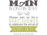 Mens Baby Shower Invitations 22 Best Little Man Bow Tie Baby Shower Images On Pinterest