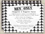 Mens Baby Shower Invitations Diaper Party Men Ly Baby Shower Invitations Chuggies and