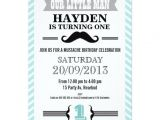 Mens Birthday Party Invitation Templates 25 Best Ideas About Mustache First Birthday On Pinterest