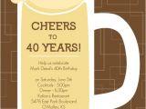 Mens Birthday Party Invitation Templates 40th Birthday Invitations for Men Dolanpedia