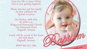 Message for Baptism Invitation Baptism Invitation Wording Samples Wordings and Messages
