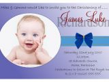 Message for Baptism Invitation Card Baptism Invitation Card Messages