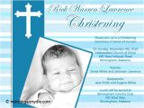 Message for Baptism Invitation Card Christening Invitation Wording Samples Wordings and Messages