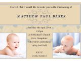 Message for Baptism Invitation Card Invitation Card Message for Christening Choice Image