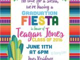 Mexican themed Graduation Party Invitations 25 Best Ideas About Fiesta Invitations On Pinterest