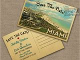 Miami themed Party Invitations Miami Florida Wedding Invitations Vtw Nifty Printables