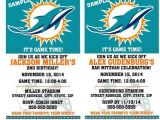 Miami themed Party Invitations Printable Birthday Party Invitation Card Miami by